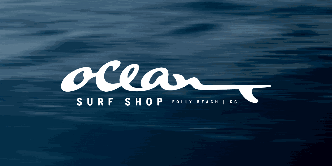 Ocean Surf Shop Folly Beach