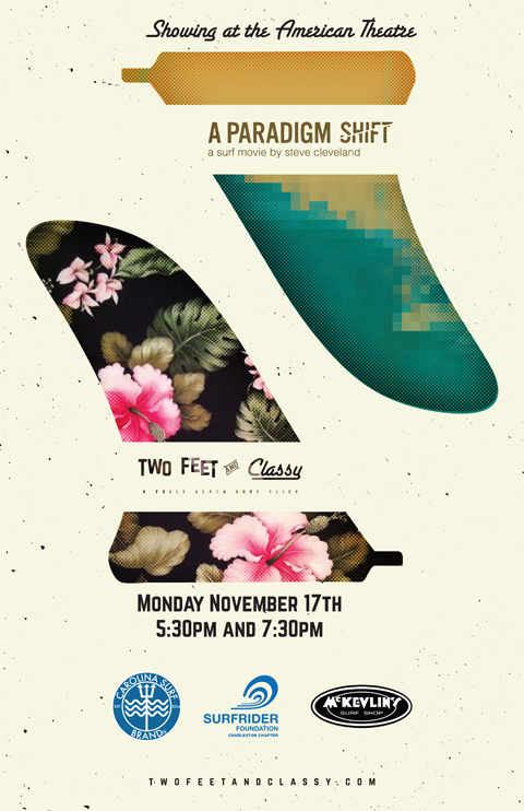 Two feet and Classy poster