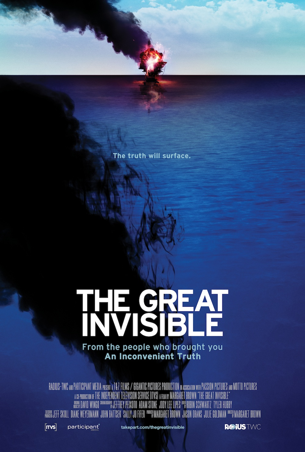 "Charleston Screening of ""The Great Invisible"" March 9, 2015 at 6 p.m., American Theater"